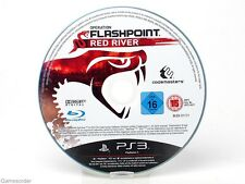 OPERATION FLASHPOINT - RED RIVER  (Disc)  ~Playstation 3 Spiel~