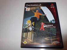 PlayStation 2   PS2  X Games Skateboarding - ESPN