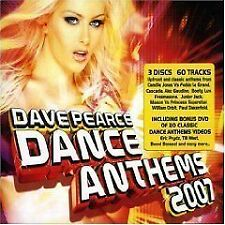Dave Pearce Dance Anthems 2007 (2 CD + DVD)