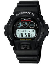 CASIO G-6900-1 G-SHOCK Digital Solar Resin Strap Black