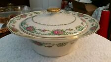 Ch Field Haviland Limoge Covered Casserole Finest French Ivory China