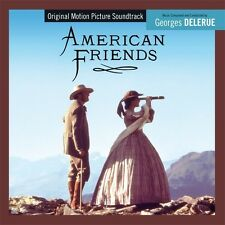 American Friends - Georges Delerue deleted OST CD (Limited Edition 1000 copies)