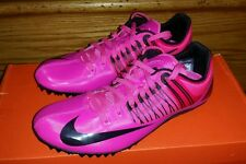 New Nike Zoom Celar 5 Track and field Spikes Unisex Man US 10 Women US 11.5 Pink