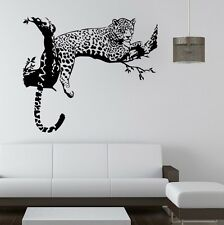 Removable New Leopard Wall Sticker living Room Mural Decal Home Decor Art