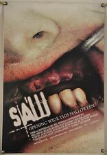 SAW III DS ROLLED ORIG 1SH MOVIE POSTER TOBIN BELL GORE HORROR (2006)