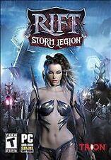 BRAND NEW Sealed Rift: Storm Legion (PC, 2012)