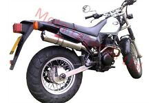 Yamaha TW125 Exhaust STAINLESS GPR FULL SYSTEM  FITS ALL TW125 TW200