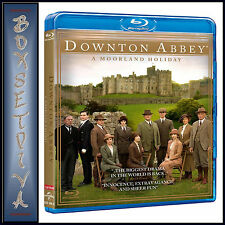 DOWNTON ABBEY - A MOORLAND HOLIDAY - XMAS SPECIAL 2014 **BRAND NEW BLU-RAY **