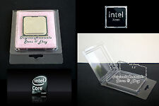 SOCKET LGA1366 LGA1155 CLAM SHELL-CONTAINER FOR INTEL CORE i7 PROCESSOR QTY - 20