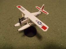 Built 1/144: American DEHAVILLAND CANADA U-1A OTTER Floatplane Aircraft USAF