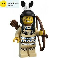 Lego 8683 Collectible Minifigure Series 1: No 1 - Tribal Hunter - New