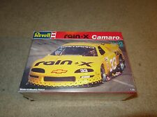 Revell Rain-X Chevy Camaro 1:25 Scale Model Kit 1994 MISB Sealed See My Store