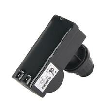 BBQ Gas Grill Ignitor Replacement 2 Outlet Battery Push Button Igniter Black New