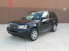 Land Rover : Range Rover Sport 4WD 4dr HSE