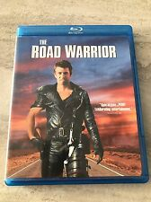 The Road Warrior (Blu-ray, NO COPY, original) Mel Gibson LIKE NEW