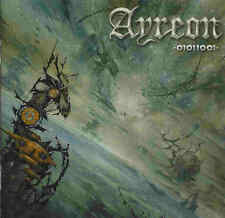 AYREON 01011001 2 CD+ DVD NTSC ALL AREAS 0 DELUXE EDIT