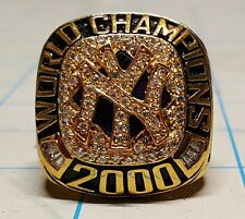 New York Yankees 2000 replica World Series Championship Ring Rare Collectable NY