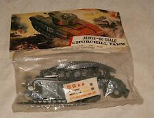 AIRFIX 00 Modell Panzer Churchill TANK Vintage 60s 70s