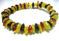 Baltic Amber  Children Bracelet Elastic Stretch