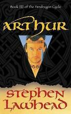 Arthur (Book III of the Pendragon Cycle), By Lawhead, Stephen,in Used but Accept
