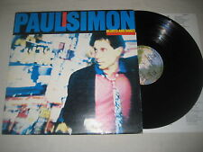 Paul Simon - Hearts and bones     Vinyl  LP  Yugoslawien