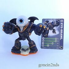 Skylanders Giants EYE-BRAWL + CARD GIANT Swap Force/Trap Team/Superchargers