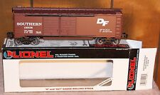 LIONEL MODERN 19208 SOUTHERN DOUBLE DOOR BOXCAR WITH SPRUNG TRUCKS C-9