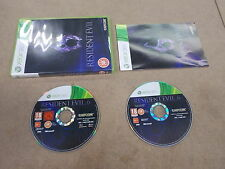 Xbox 360 Pal Game RESIDENT EVIL 6 with Box Instructions