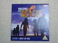 BBC WALKING WITH BEASTS NEXT OF KIN DVD