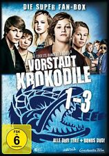 Reimann, Nick Romeo - Vorstadtkrokodile 1-3 [4 DVDs]