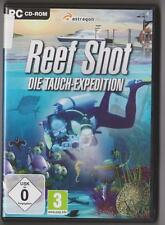 Reef Shot Die Tauch-Expedition (PC, 2013, DVD-Box)