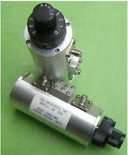 JFW 50DR-062 0.2 1dB Step DC-2Ghz 9.8dB SMA Adjustable Variable Attenuator #EZ-3