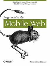 Programming the Mobile Web-ExLibrary