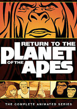 DVD Return to the Planet of the Apes - The Complete Animated Series  -