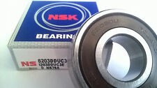 6203 DU NSK Ball Bearing 17x40x12 mm deep groove ball bearing 6203ddu