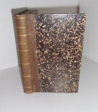 L' ecueil.Charles De BERNARD.Michel Levy 1858                 B006