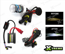 XTREME-in HID XENON HEAD LIGHT KIT FOR ALL BIKES 8000K ( HI=WHITE / LOW=YELLOW)
