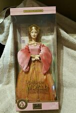 Princess Of England Barbie Dolls of the World Collection 2003, NRFB