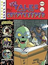 New Tales from the Cryptkeeper - Vol. 1: Stacks of Fear (DVD, 2004)