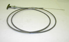 "Military Truck Surplus Push Pull Engine Stop Cable 68.5"" M35A2 2990-00-131-6151"