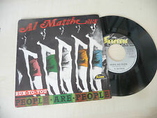 "AL MATTHEWS"" RUN TO YOU-disco 45 giri ELECTRIC It 1978"" SEXY COVER/PERFETTO"