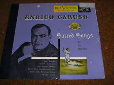 ENRICO CARUSO VICTOR 78 RPM RECORD SET DM-1359 SACRED SONGS