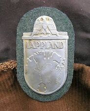 GERMAN BADGE   lappland