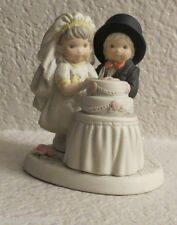 Wedding Figurine - Enesco Alaska Momma You Are The Sweetest Part of My Life 2001