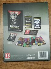 COD Call of Duty guerra infinita saber que enemigo Pack DLC códigos sin juego incluido