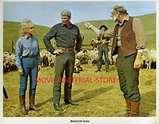 "Peter Graves George Kennedy Doris Day Original 8x10"" lithograph Photo #K9623"