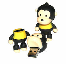 Mono con amarillo Shirt - USB Stick 16 GB de memoria usb memoria Flash