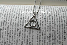 Collana dei Doni della Morte di Harry Potter deathtly hallows HARRY POTTER magia