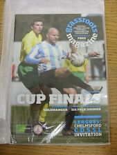 May-2010 Grassroots Magazine: Issue 10 - The Only Sunday League Football Magazin