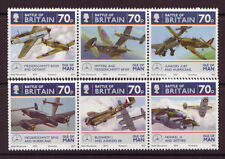 ISLE OF MAN 2010 70th ANNIVERSARY OF BATTLE OF BRITAIN UNMOUNTED MINT
